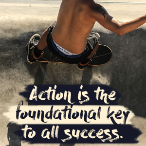 Action-is-the