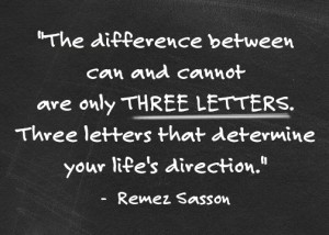 difference three letters